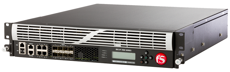 F5 BIG-IP 7000 Series